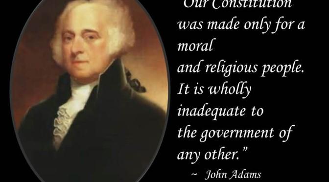 John Adams, 2nd president