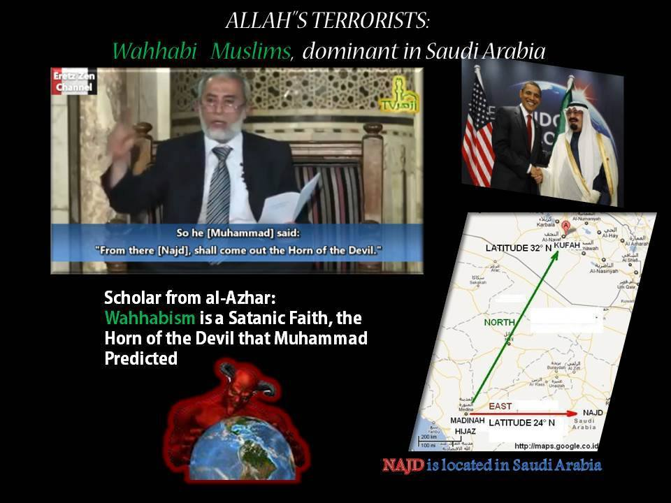 Scholar from al-Azhar: Wahhabism is a Satanic Faith, the Horn of the Devil that Muhammad Predicted