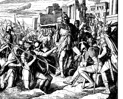 The Romans included Judah in Palaestina, named after the Philistines, mortal enemies of the Jews, who lived in the coastal area.