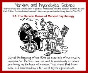 Karl Marx Englels Psychology