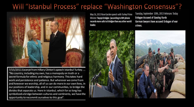 "Will U.S. surrender ""Washington Consensuses"" to ""Istanbul Process""?"