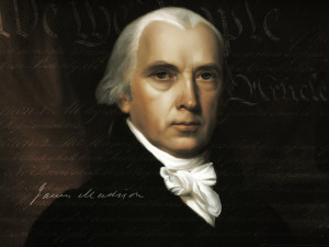 """Perhaps it is a universal truth that the loss of liberty at home is to be charged against provisions against danger, real or pretended from abroad."" Letter to Thomas Jefferson (1798-05-13); published in Letters and Other Writings of James Madison (1865), Vol. II, p. 141"