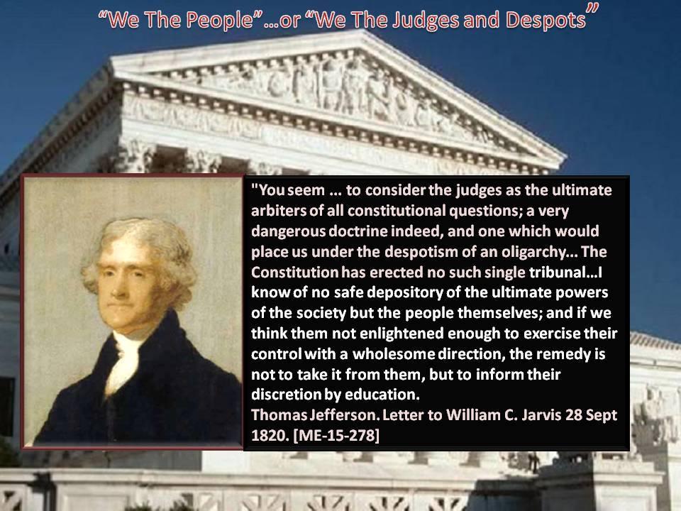 Jefferson judges