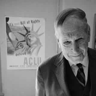 Roger Baldwin founder of ACLU