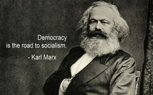 Motto of the Marxists