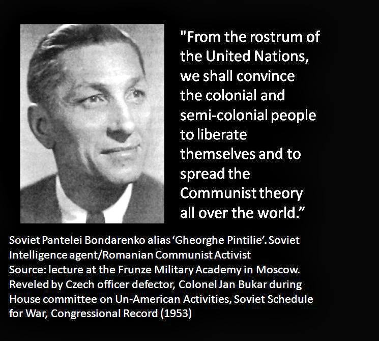 Soviet Double Spy