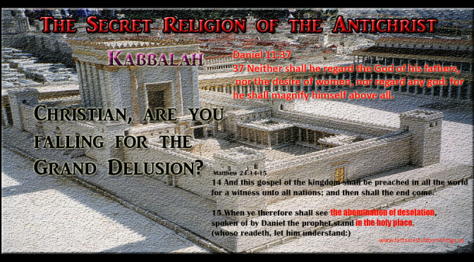 Christian, Will You Fall For the Grand Delusion of the Antichrist System?
