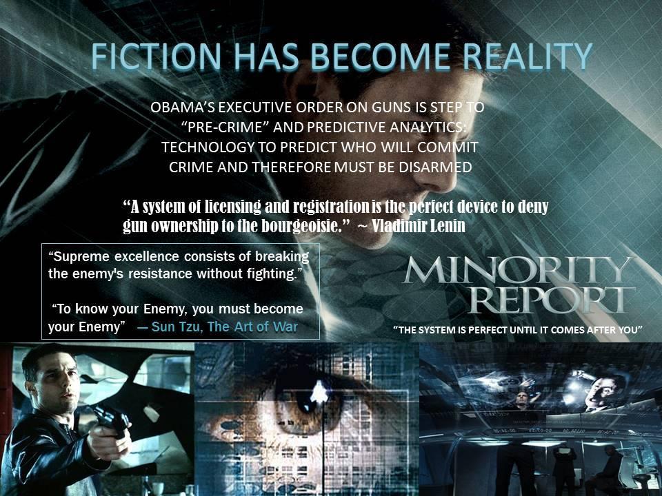 Miniority Report